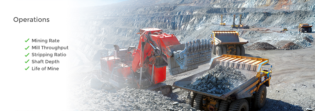 Mining Operations | Mining Data Online
